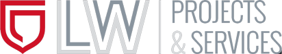LW Projects & Services Logo